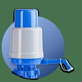 Механическая помпа для питьевой воды